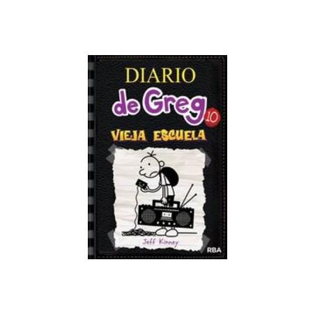 Diario de Greg 10 vieja escuela