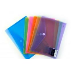 Paquete 100 fundas plastificar 80 micras folio 220x320mm DHP