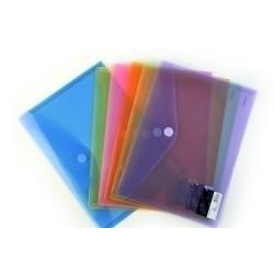 Paquete 100 fundas plastificar 80 micras carnet 110x230mm DHP