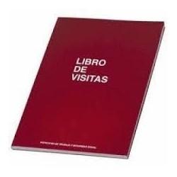 LIBRO DE VISITAS DOHE FOLIO...