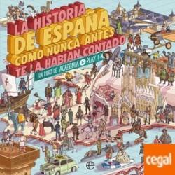 "HISTORIA DE ESPA""A COMO..."