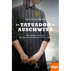 TATUADOR DE AUSCHWITZ,EL