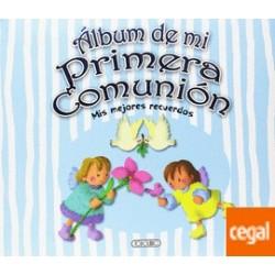 ALBUM ESTUCHE DE MI PRIMERA...