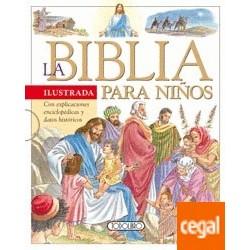 BIBLIA PARA NIÑOS ILUSTRADA