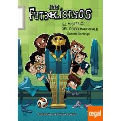 FUTBOLISIMOS 5 EL MISTERIO...