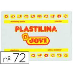 PLASTILINA JOVI 72 BLANCO