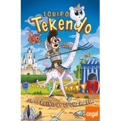 EQUIPO TEKENDO EN EL REINO...