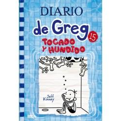 DIARIO DE GREG 15 TOCADO Y...