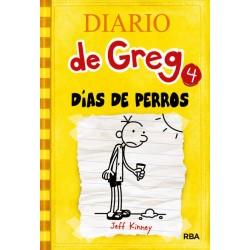 DIARIO DE GREG 4 DIAS DE...