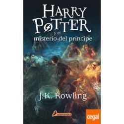 HARRY POTTER VI Y EL...