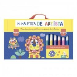 MALETIN ARTISTA, ARENAS DE...