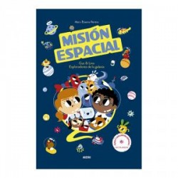 MISION ESPACIAL GUS Y LINA...