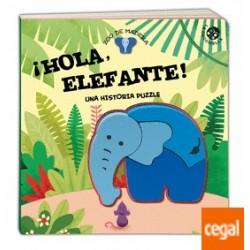 HOLA ELEFANTE UNA HISTORIA...