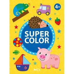 SUPER COLOR +4 AMARILLO