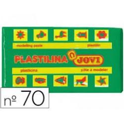 PLASTILINA 70 VERDE CLARO...