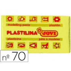 PLASTILINA 70 AMARILLO PEQUEÑA
