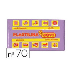 PLASTILINA 70 LILA PEQUEÑA