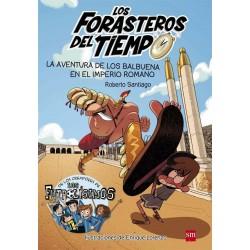 FORASTEROS DEL TIEMPO 3...