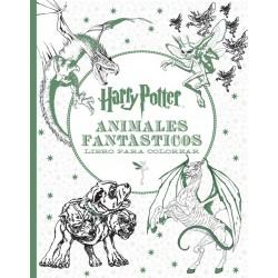 HARRY POTTER ANIMALES...