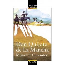 DON QUIJOTE DE LA MANCHA...