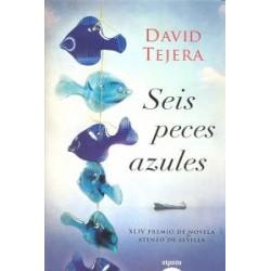 SEIS PECES AZULES PREMIO...