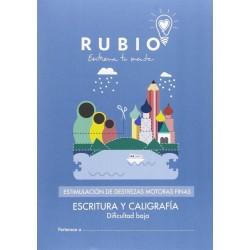 RUBIO ESCRITURA CALIGRAFIA...