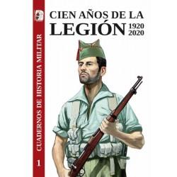 CIEN AÑOS DE LA LEGION...