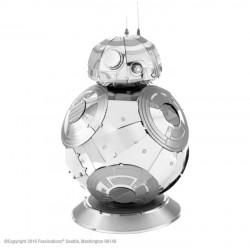 MAQUETA METAL ROBOT BB8...
