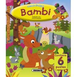 BAMBI CON 6 PUZZLES