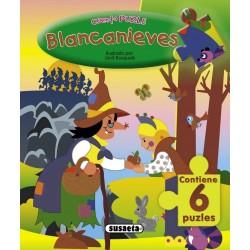 BLANCANIEVES CON 6 PUZZLES