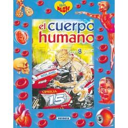 CUERPO HUMANO,EL LIBRO PUZZLE