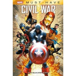 MARVEL MUST HAVE CIVIL WAR