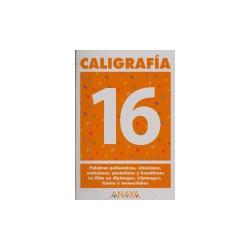 CALIGRAFIA 16 NE
