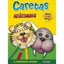 ANIMALES CARETAS