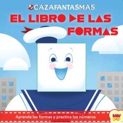 CAZAFANTASMAS EL LIBRO DE...