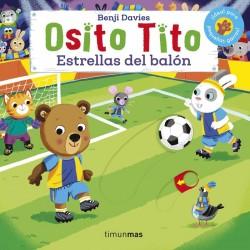 OSITO TITO ESTRELLAS DEL BALON