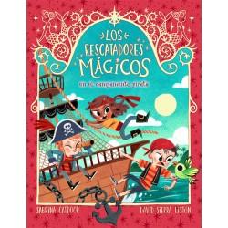 RESCATADORES MAGICOS 4 EN...
