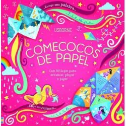 COMECOCOS DE PAPEL