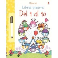 LIBROS DE PIZARRA DEL 1 AL 10