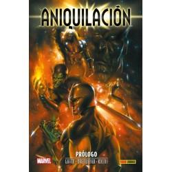ANIQUILACION SAGA 01 PROLOGO