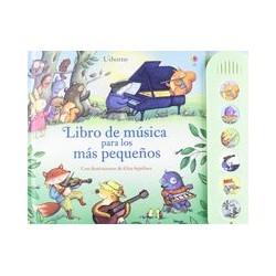 LIBRO DE MUSICA PARA LOS...