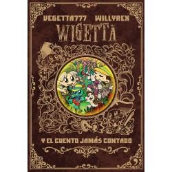 WIGETTA Y EL CUENTO JAMAS...