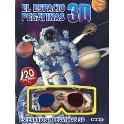 LA ESPACIO PEGATINAS 3D