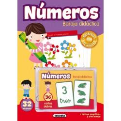 NUMEROS (BARAJA DIDACTICA)