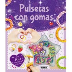 PULSERAS CON GOMAS ¡A la...