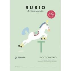 VACACIONES RUBIO 3ºEP 15