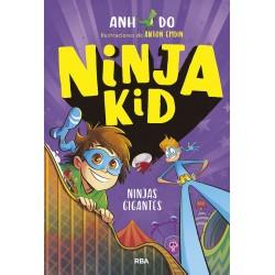 NINJA KID 6 NINJAS GIGANTES