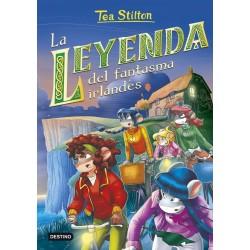 TEA STILTON 41 LA LEYENDA...