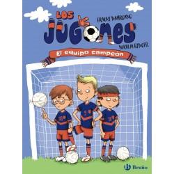LOS JUGONES EL EQUIPO CAMPEON