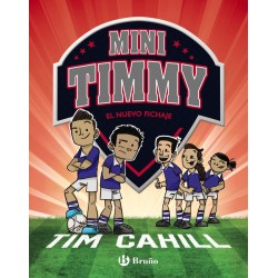 MINI TIMMY 7 EL NUEVO FICHAJE